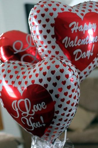 VDay Balloons