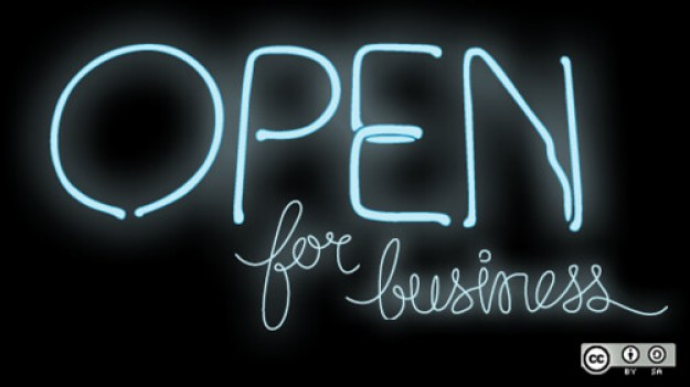 How to open business, Building an open source business