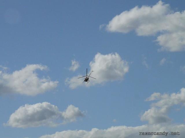 19 P1080676 Schweizer Helicopter {G-BWAV} _ City Airport - 2008 (5th July)