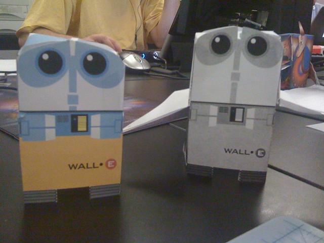 WALL•E's