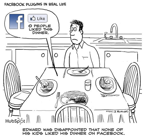 Facebook Plugins in Real Life