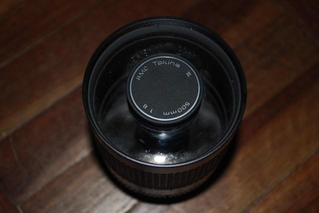tokina RMC 500mm 1:8 f/8