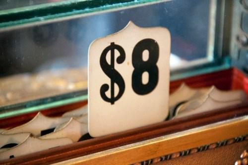 Cash Register -- $8