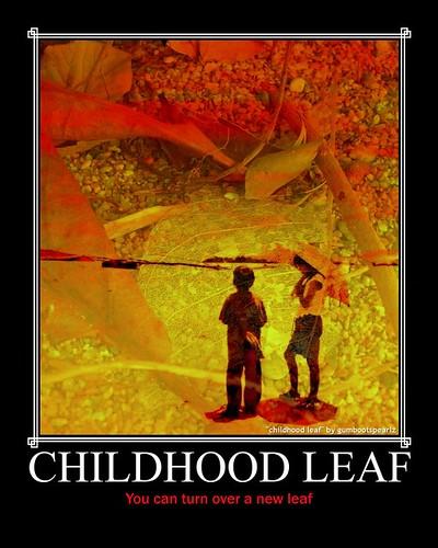 Childhood Leaf