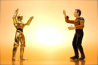 C-3PO vs. Data (137/365)