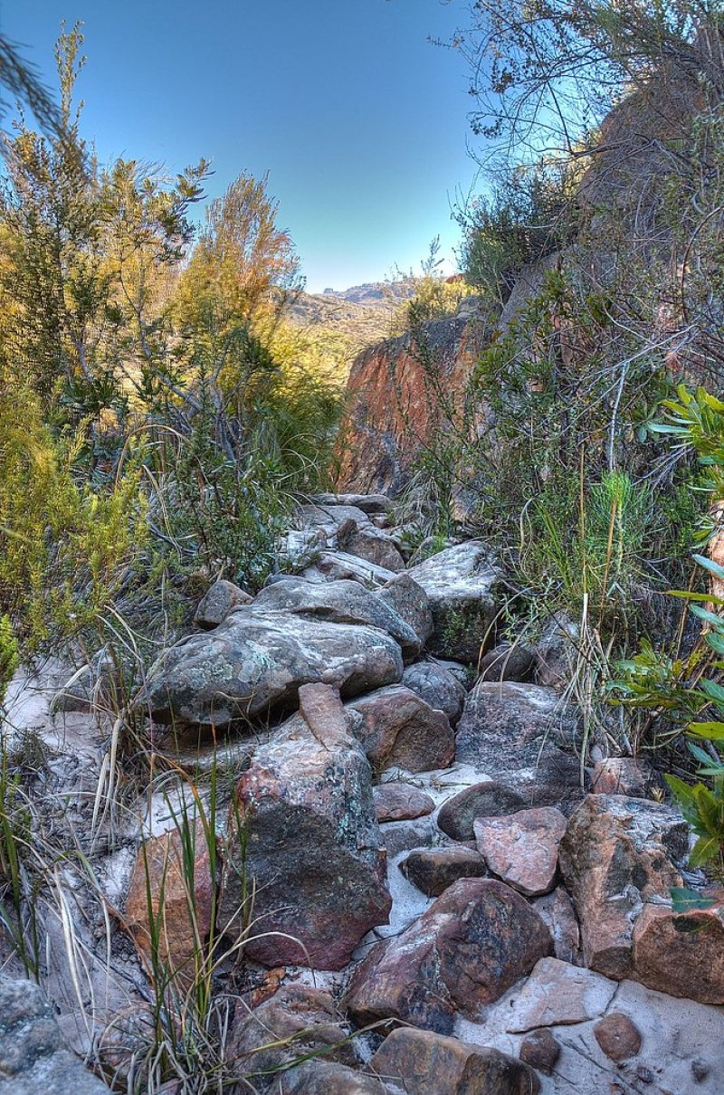 cederberg path