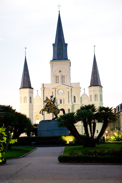 French Quarter Church In NOLA Flickr Photo Sharing