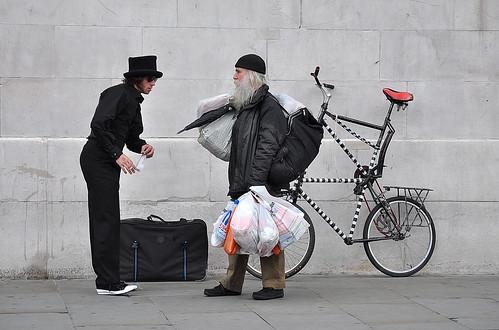 Mat And The Bag Man