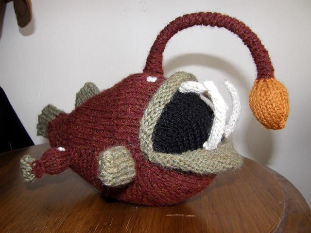 Bessie the Anglerfish