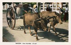 Saigon - Une Charette
