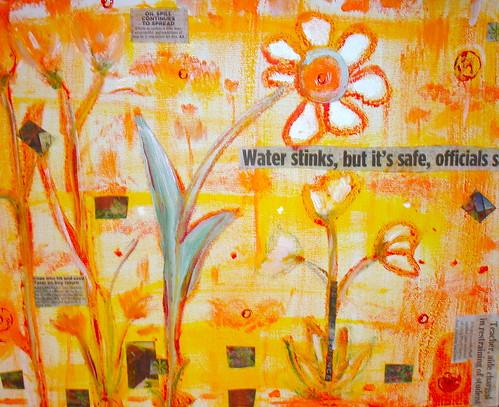 Water Stinks by DRheins