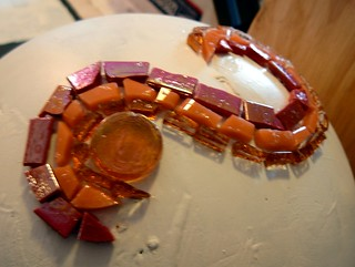 First Mosaic Swirl