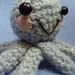 Baby octopus crochet amigurumi