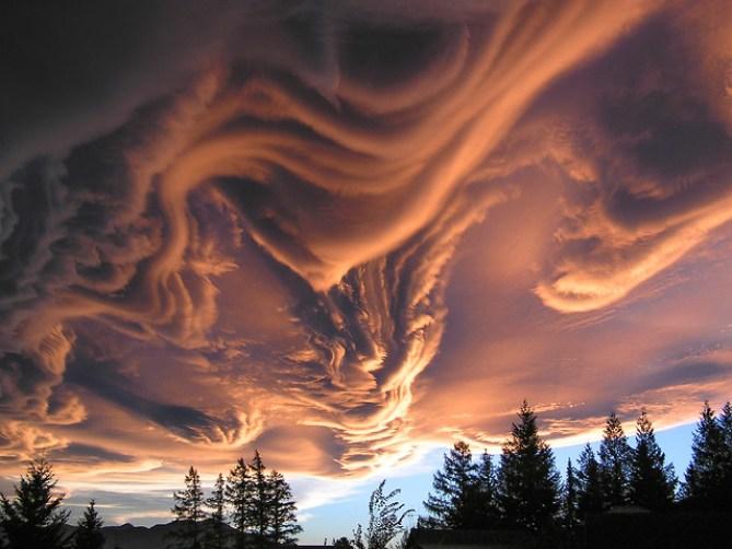 Asperitas Cloud, formerly Undulatus Asperatus -