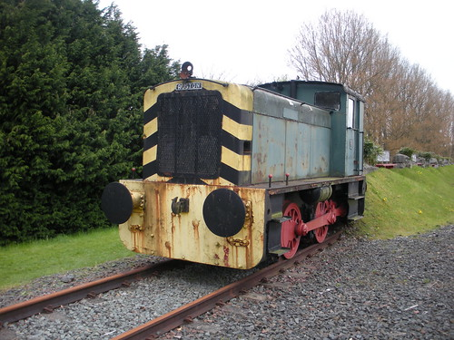 Shunter no switcher?