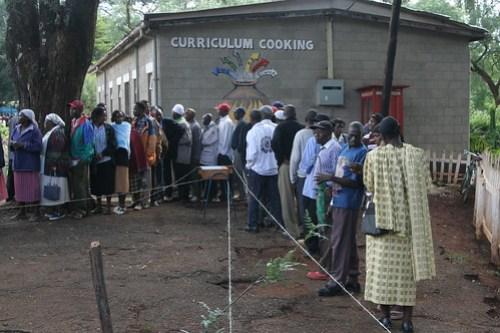 "Kenya Voting: ""Curriculum Cooking"""