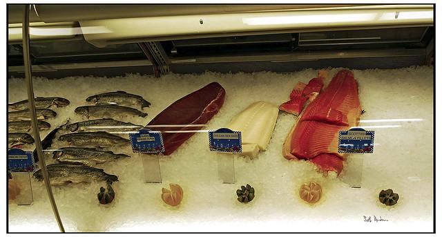 Fish Monger - Metra Market