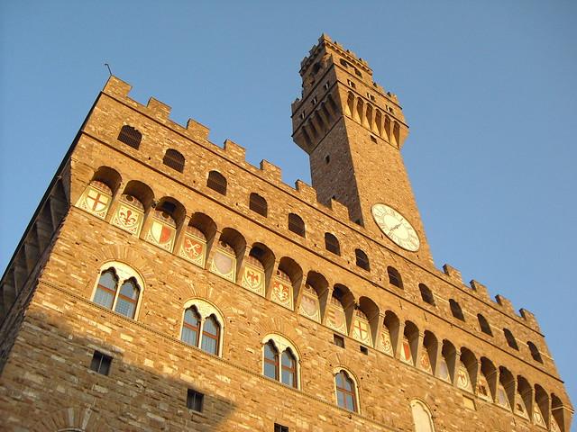Palazzo Vecchio by Naroh