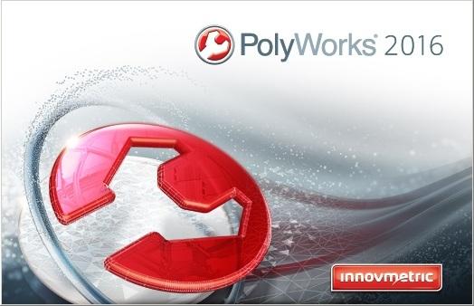 InnovMetric PolyWorks 2016 IR11 full