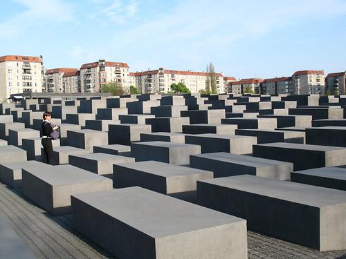 Berlino Monumento all'Olocausto