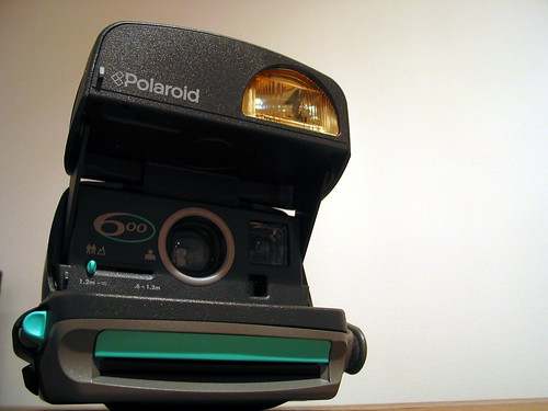 Polaroid 600 - Instant Camera