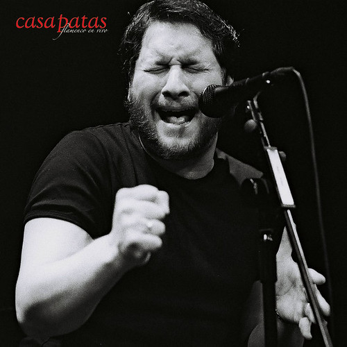 El cantaor Saúl Quiros. Foto: Martín Guerrero