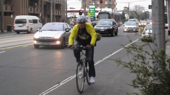 Melbourne Cyclists