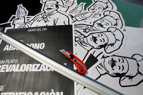 """Acciones Urbanas Absurdas: Capítulo 6 (""""Menú De Barrio"""")"""