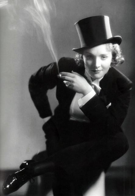 Marlene Dietrich, 'Morocco', 1930