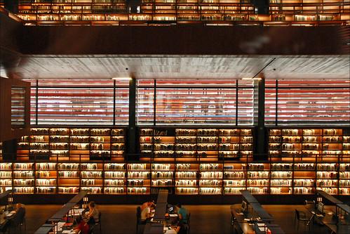 Bibliothèque de l'espace Nouvel (Museo Nacional Centro de Arte Reina Sofía, Madrid)