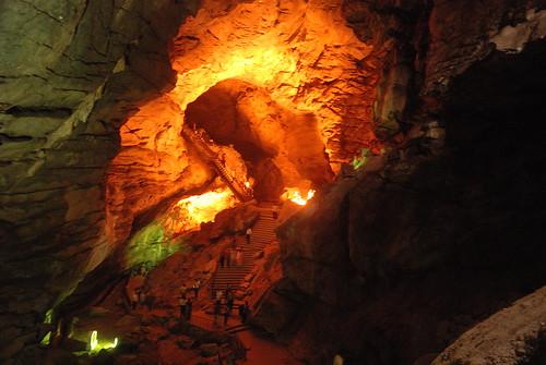 Borra Caves, Ananthagiri Hill