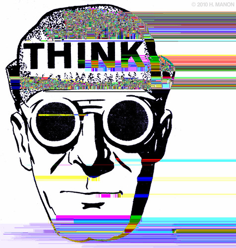 Mr. Think #6