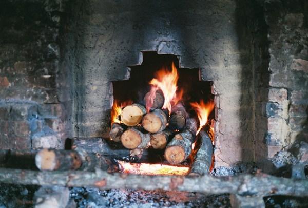 Charcoal Factory - burning | Flickr - Photo Sharing!