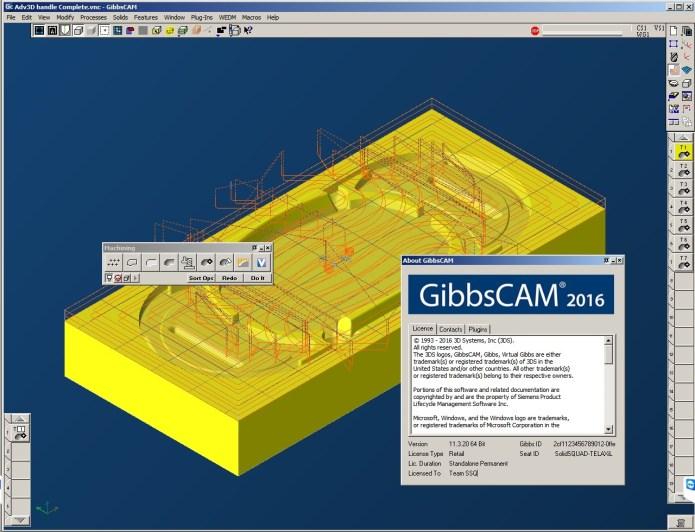 GibbsCAM 2016 v11.3.20.0 64bit full crack
