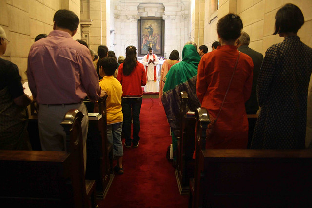 Mission Delhi – Sarah Rose, Cathedral Church of the Redemption