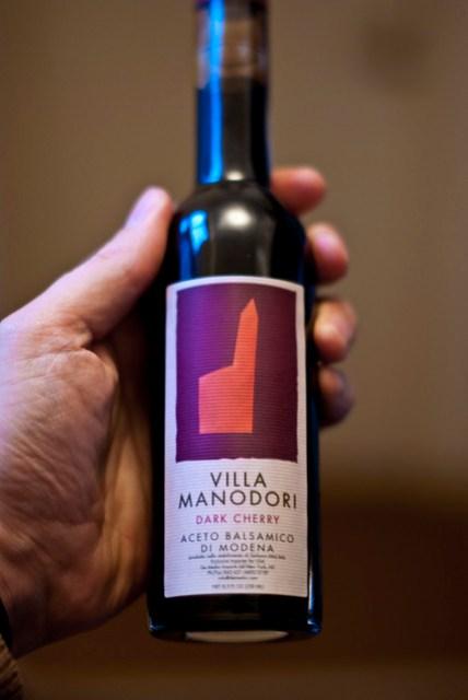 Flesje Aceto balsamico di Modena: Villa Manodori @ Flickr