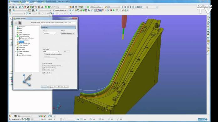 Machining with Delcam PowerMILL 2012 SP7 x86 x64 full