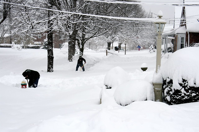 Digging Out, WV, 2010. Photo copyright Jen Baker/Liberty Images; all rights reserved (pinning to this page is okay).