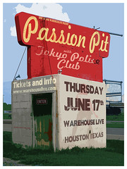 Passion Pit with Tokyo Police Club - Warehouse Live