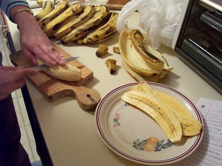 Pastelón - Slicing Plantains