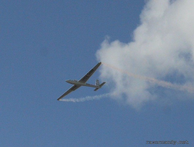 9 P1080863  MORGAN SWIFT S-1 {G-IZII}  _ City Airport - 2008 (5th July)