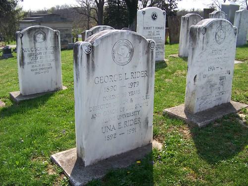 George L. Rider