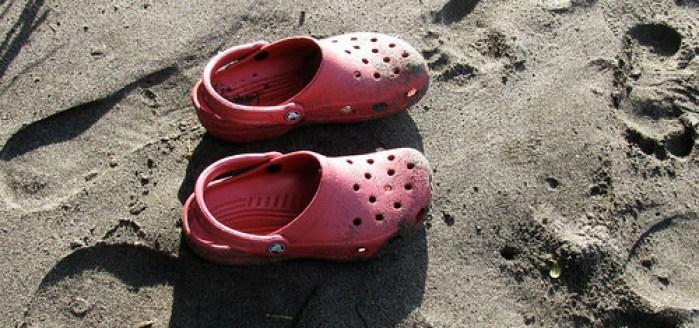 La sabbia nerissima dell'Anse Coulevre