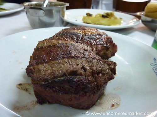 Argentine Steak - Buenos Aires, Argentina