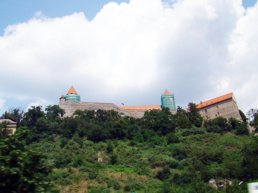 Castillo de Bratislava Eslovaquia 05