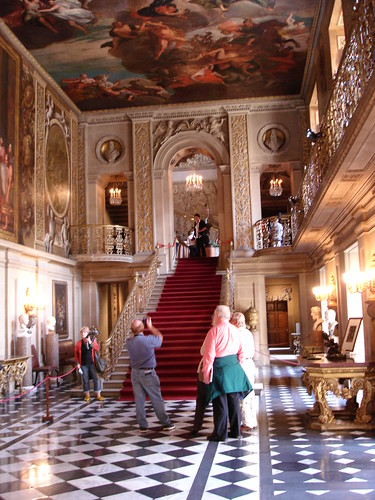 Chatsworth Hallway