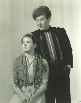 Image result for burgess meredith and ingrid bergman