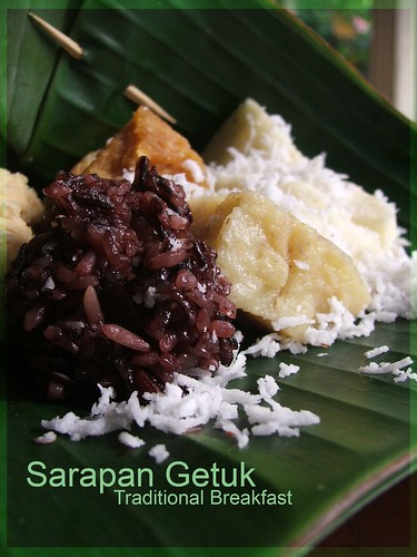 Sarapan Getuk (Traditional Breakfast) by Andri Raharjo by Breakfast NCFPC