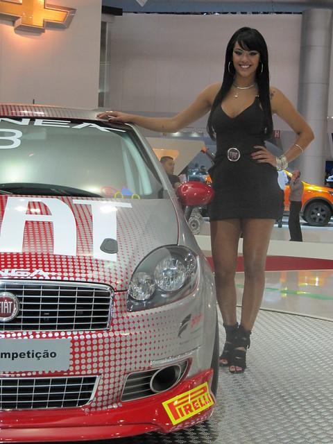Fiat Linea Competição I