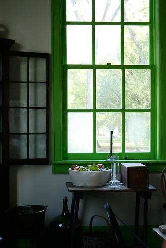 Kitchen, Blennerhassett Island State Park, WV. Copyright Liberty Images/Jen Baker; all rights reserved.